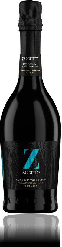 Bottle of Prosecco Superiore DOCG Extra Dry